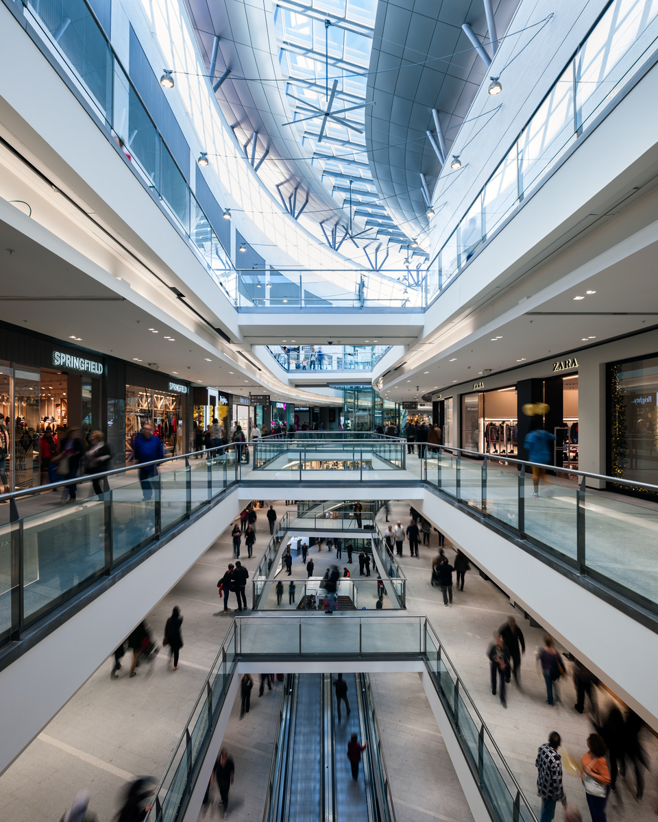 SILICIUS strengthens its Shopping Centres with the incorporation of six new brands