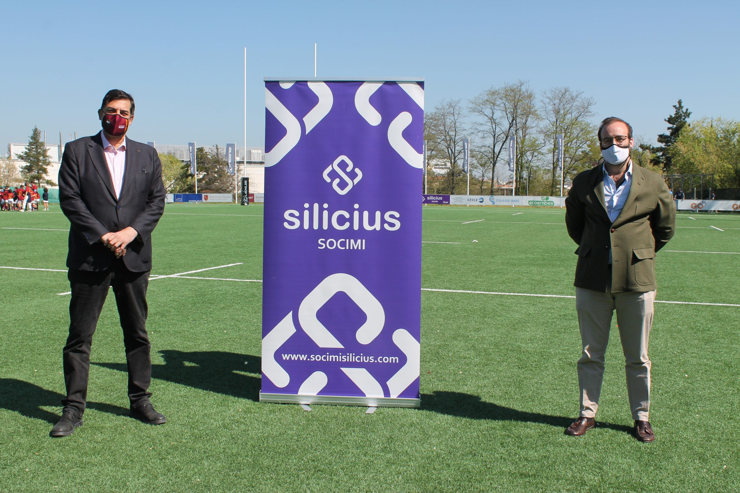 SILICIUS sponsors four rugby clubs and strengthens its commitment to this sport