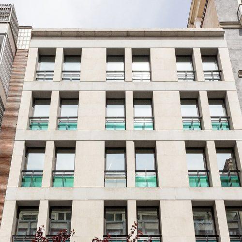 Recoletos, 23 Madrid | Activos inmobiliarios | Silicius