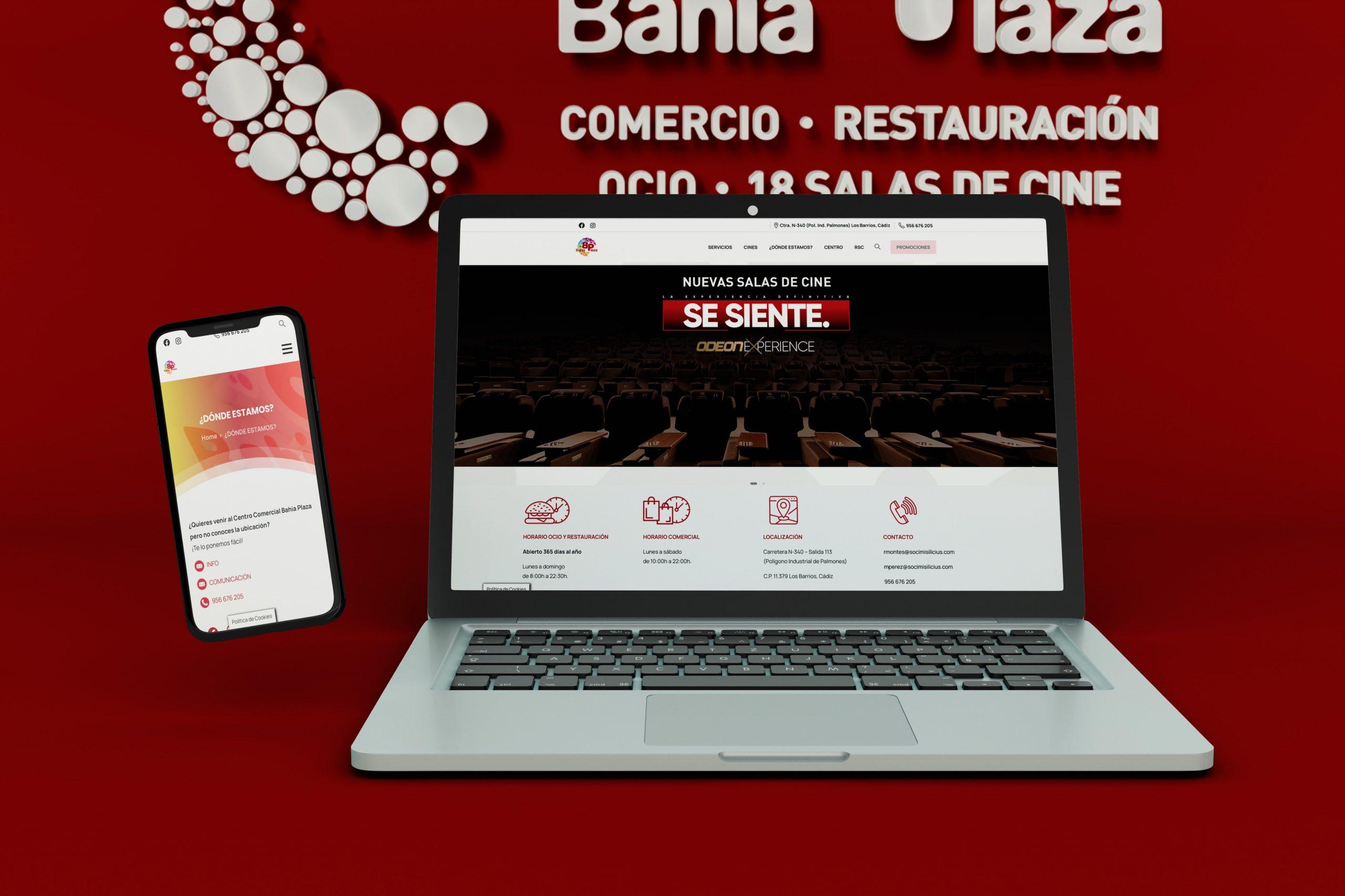 Los centros comerciales gestionados por SILICIUS refuerzan su presencia digital con el lanzamiento de sus nuevos sitios web