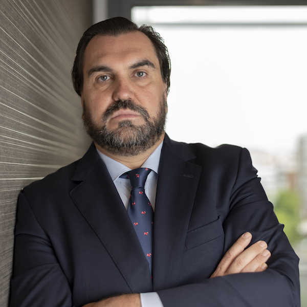 Juan Antonio Gutiérrez Hernando | Consejero Delegado | Sililcius
