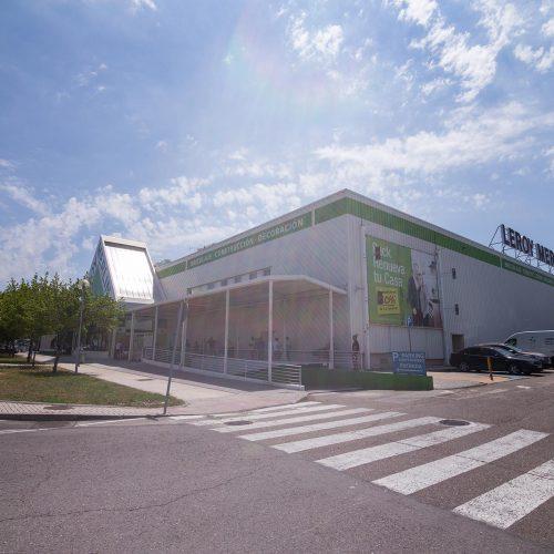 Retail park in Nassica