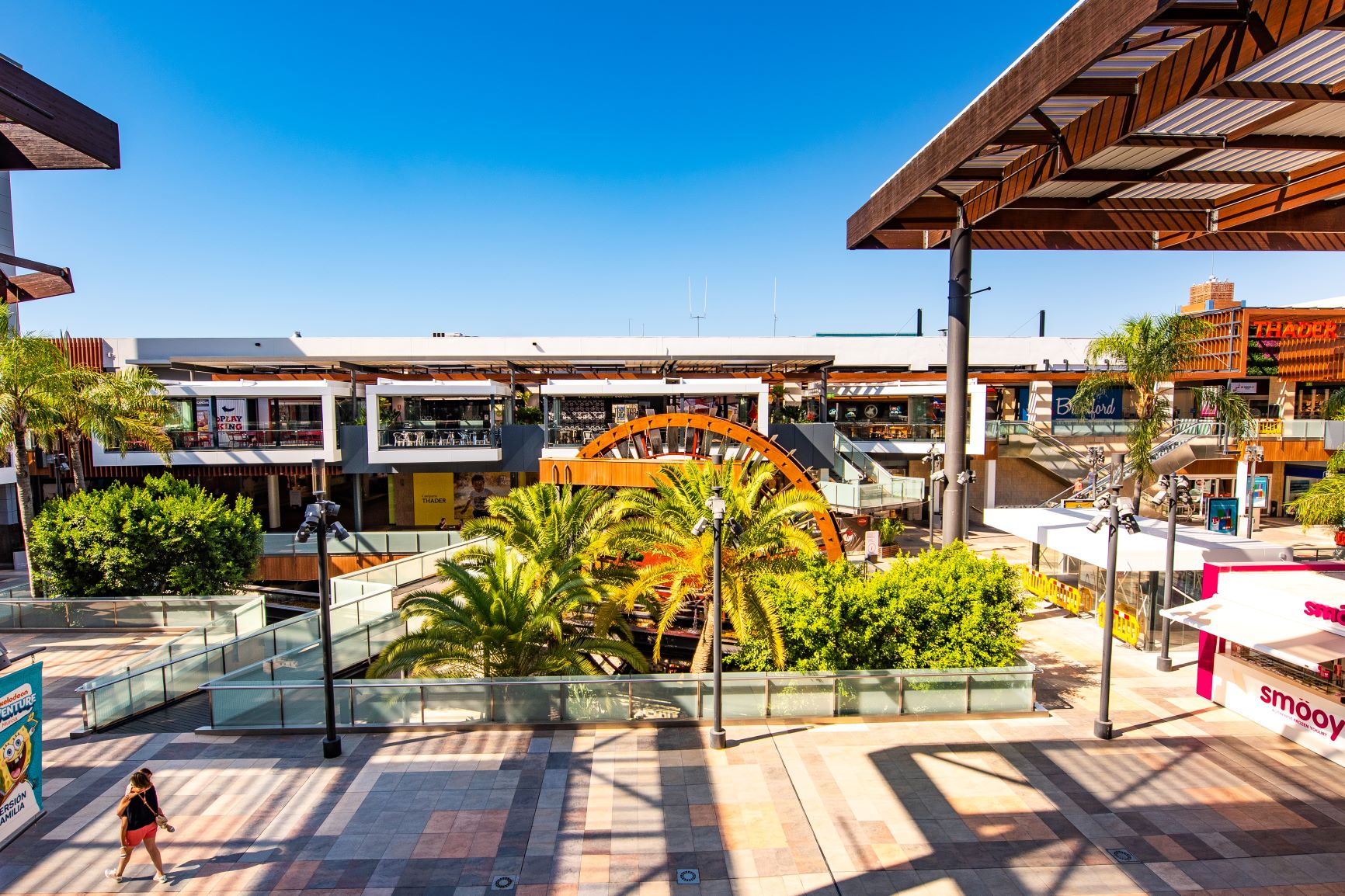SILICIUS will undergo an investment of €6,2 million to improve the equipment in Thader, La Fira and Bahía Plaza's shopping centres