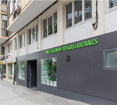 Paseo de Yeserías, 9 Madrid | Activos inmobiliarios | Silicius
