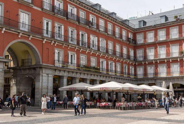 Plaza Mayor, 6 Madrid | Activos inmobiliarios | Silicius