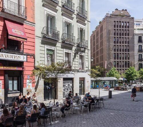 Felipe V, 2 Madrid | Activos inmobiliarios | Silicius